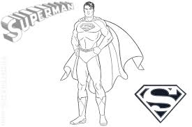 47 Superman Coloring Pages 9578 Via Coloringof