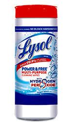 lysol power free bathroom cleaner hydrogen peroxide