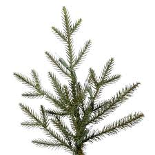 Artificial Christmas Tree Unlit by Christmas Tree Unlit Christmas Lights Decoration