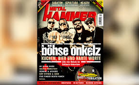 Bã Hse Onkelz Kuchen Und Bier Die Metal Hammer Märzausgabe 2020 Böhse Onkelz Ozzy