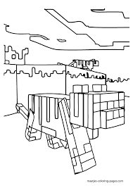 11 Pics Of Minecraft Stampy Coloring Pages
