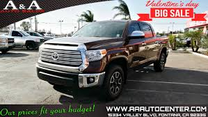 Sold 2017 Toyota Tundra 4WD Limited In Fontana Toyota Tundra Limited 2017 Tacoma Overview Cargurus 2018 Review Ratings Edmunds Used For Sale In Pueblo Co Trd Sport Debuts Kelley Blue Book New Specials Sales Near La Habra Ca 2016 Toyota Tundra Truck Sale In Hollywood Fl 2007 Sr5 For San Diego At Classic Rock Warrior Unique And Toyota Pickup Trucks Miami 2015 Crewmax Deschllonssursaint Vehicles Park Place