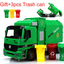 100 Rubbish Truck Amazoncom AITING Oversized Friction Powered Recycling Rubbish