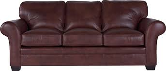 zachary leather sofa l7902 3 broyhill furniture array from