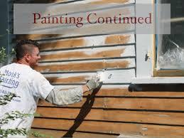 Monk s Home Improvements Historic Home Exterior Paint Job