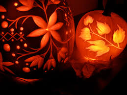 Drilled Jack O Lantern Patterns by 15 Amazing Gingerbread Houses Pumpkin Carving Pumpkin Carvings