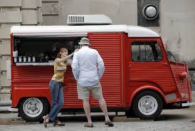 Petite Rouge, The Bright Red Coffee Truck, Will Open Uptown Cafe ...