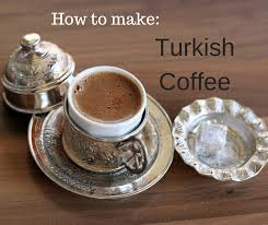 Clearly There Is A Physical Difference Between Traditional Coffee And Turkish