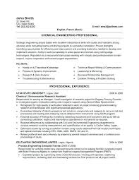 Basic Engineering Resume Examples Plus Awesome Collection Of Job Samples Epic Best Templates For Create