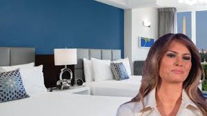 100 White House Master Bedroom Melania Asks For Separate Beds In The
