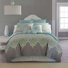 kashmir comforter set accessories jcpenney looks peaceful and