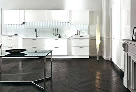 black white kitchen floor tile white furniture and black floor