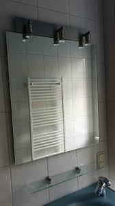 spiegel mit len badezimmer geeignet