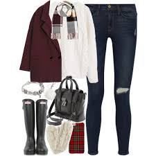 Cute Womens Outfits For Winter 2017 2018 24
