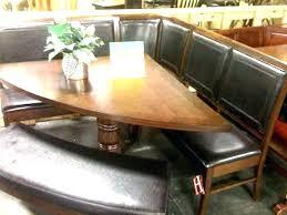 Corner Bench Dining Table Set Kitchen