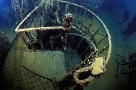 Brittanic Sinking by Wreck Of U0027titanic 2 U0027 Sunk By German Mine A Century Ago Is Set To