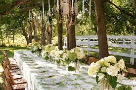 Elegant Outdoor Party Decoration Ideas