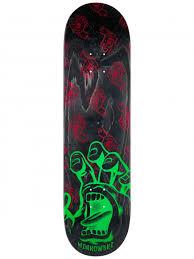 santa cruz skateboard decks