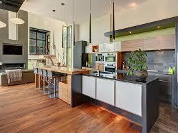 Log Cabin Kitchen Island Ideas by Kitchen Best Modern Kitchen With Island Contemporary Kitchen