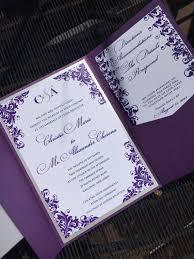 Wedding Purple Invitations Stunning C26c129f6dad8b14bbd9d9d0e0eae1ba And Silver
