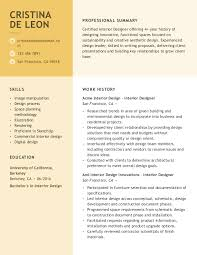 Home Design Exles Interior Design Assistant Resume Exles Jobhero