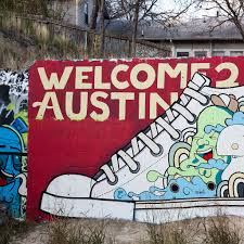 Most Famous Mural Artists by Exploring Austin U0027s Street Art And Murals Travel Leisure
