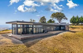 104 Skillian Roof Steep Pitch Skillion Custom Home Hedger Constructions Melbourne