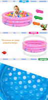 Inflatable Bathtub For Babies by Cartoon Inflatable Swimming Pool Safe Pvc Ocean Balls Pool Baby