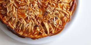 apfel torte rezept mit äpfeln pudding schoko karamell