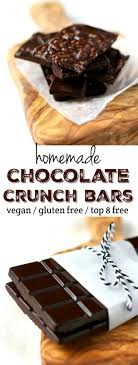Homemade Chocolate Crunch Bars (Vegan And GF). - The Pretty Bee Top Ten Candy Bar The Absolute Best Store In Banister 10 Bestselling Chocolate Bars Clickand See The World Amazoncom Hershey Variety Pack Rsheys Selling Chocolate Bars In Uk Wales Online Healthy Brands Ones To Watch 2016 Gift Sets For Valentines Day Fdf World Famous Youtube How Its Made Snickers Bakers Unsweetened 4 Oz Packaging May Gum Walmartcom Cakes By Sharon Walker Us Food Wine