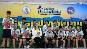 Tailandia Cueva Rescatados Los Doce Niños Y El Entrenador