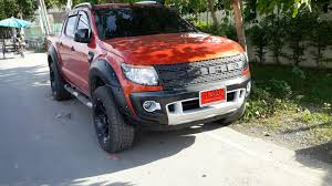 New Ford Ranger Dc Wild Track Styling 2015 By WorldStyling.com