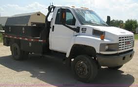 2008 GMC C4500 Flatbed Truck | Item D8457 | SOLD! August 7 V...