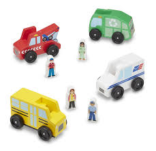 Amazon.com: Melissa & Doug Community Vehicles Play Set - Classic ... Fagus Crane Extension Accessory Basic Wooden Toy Truck Toys Plans Pinteres Handmade Wooden Toys Festival Fete Lovely Kids Ideas Wood Semi Flatbed Youtube Vehicles For Children Orange Tree Dump Cy1 Cattle Yard No 1 Handmade Kit Fire Joann Truck Wood Toy Kit Big Rig Log With Trailer Oregon Co Made In Cy2 2