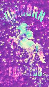 Rainbow Glitter Backgrounds Fresh Unicorn Fan Club Sparkle Galaxy IPhone Android Wallpaper I Created Of