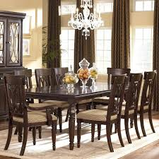Ashley Dining Room Tables Marvelous Furniture Chairs Sets Wooden