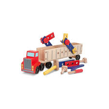 Melissa And Doug Big Rig Truck Building Set, Multicolor | Big Rig ... Melissa Doug Food Truck Indoor Playhouse Tadpole Dump Walmartcom Personalized Toys At Things Rembered Amazoncom Whittle World Cargo Ship And Set Magnetic Car Loader Toyworld Kids Wooden Fire Classic Trucks Wood Radar Emergency Vehicle Police Learn To Big Rig Building 22 Pcs Customized Maplewood General Store Race With Drivers 8 Pieces Great Toy Garbage Unboxing Youtube Stack Count Forklift Set Curious