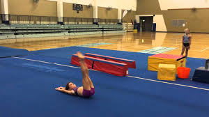 Usag Level 3 Floor Routine Tutorial by Pre Level 3 Floor Youtube