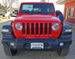 New 2019 Jeep Wrangler 4-Door Unlimited Sport SUV/Sedan Near ...