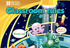 These Posters Are Designed To Be Used On Your Classroom Walls With Young Learners Aged Between 5 And 11 Years Old This Space Ship Theme Poster Comes