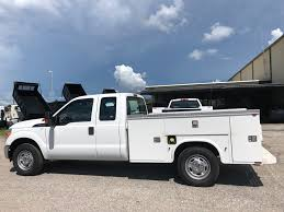 FORD SERVICE - UTILITY TRUCK FOR SALE | #1512