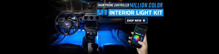 100 Interior Truck Lighting LEDGlow LED Underglow Lights LED Underbody Kits
