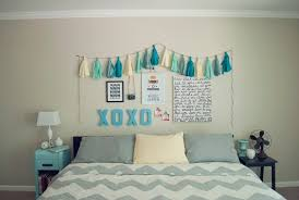 Budget Friendly Homemade Bedroom Decor For Creative Kids Accessories Cool Blue Accents