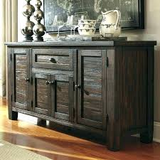 Dining Sideboards Best Craftsman Buffets And Ideas On