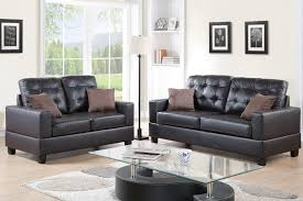 Buchannan Faux Leather Sectional Sofa by Living Room Buchannan Faux Leather Corner Sectional Sofa