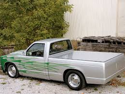 1991 chevy s10 custom trucks mini truckin magazine