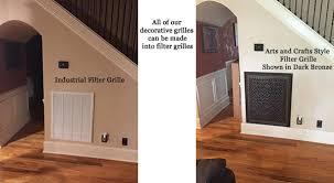 air return grille decorative best 25 return air vent ideas on