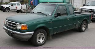 1996 Ford Ranger XLT Supercab Pickup Truck   Item 5098   SOL...