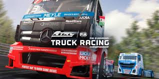 100 Racing Trucks FIA Euro Truck Championship Review Switch Player