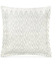 Tommy Hilfiger Curtains Mission Paisley by Tommy Hilfiger Cordillera Ikat European Sham Bedding Collections